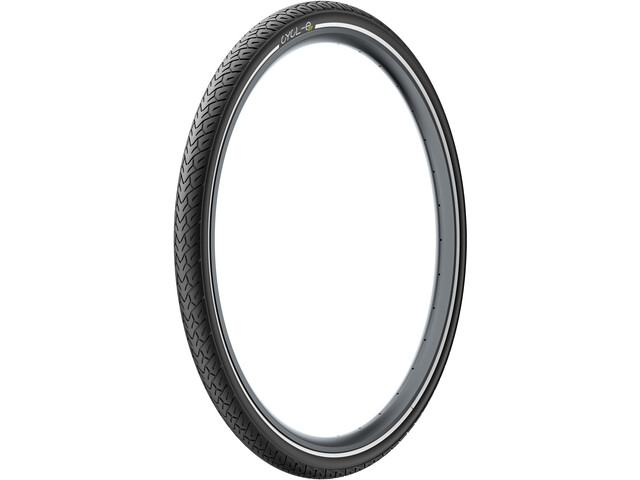 """Pirelli Cycl-e DT Clincher band 28x1.75"""", black"""